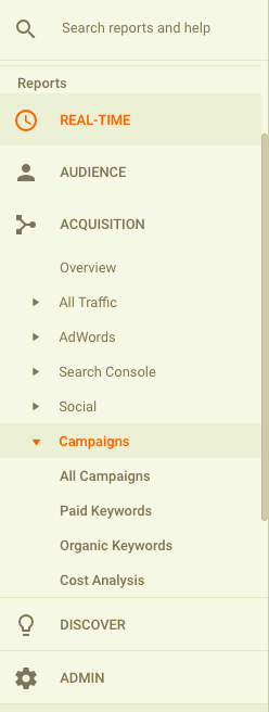 google-analytics-campaign-reports
